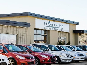 Progressive Leasing & Auto Sales Ltd