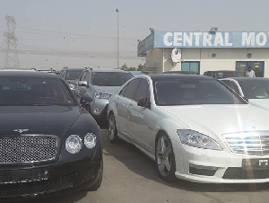 Central Motors Dubai Used Car Market