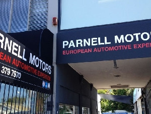 Parnell Motors Auckland, New Zealand