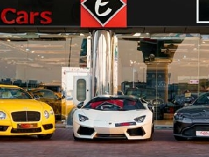 The Elite Cars LLC - Luxury Car Showroom