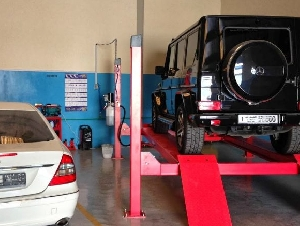 Astana - Specialized Service for Mercedes-Benz