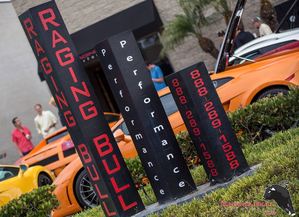Raging Bull Performance Costa Mesa, California