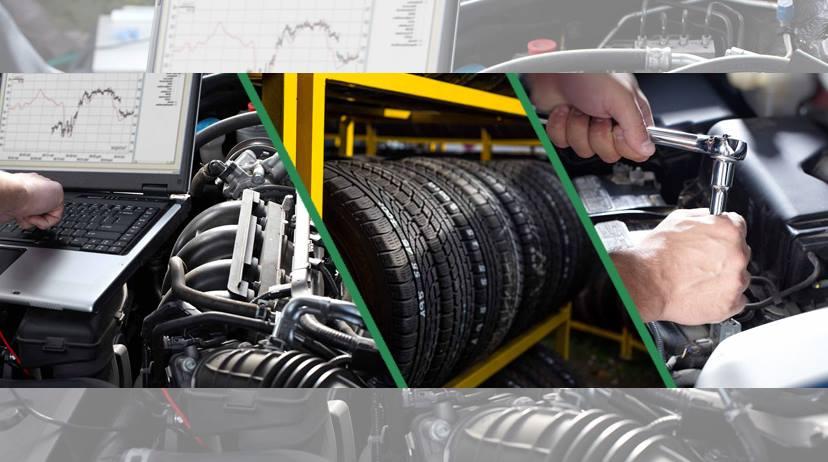 Acte Green+Ross Tire & Automotive Centre Toronto, Canada