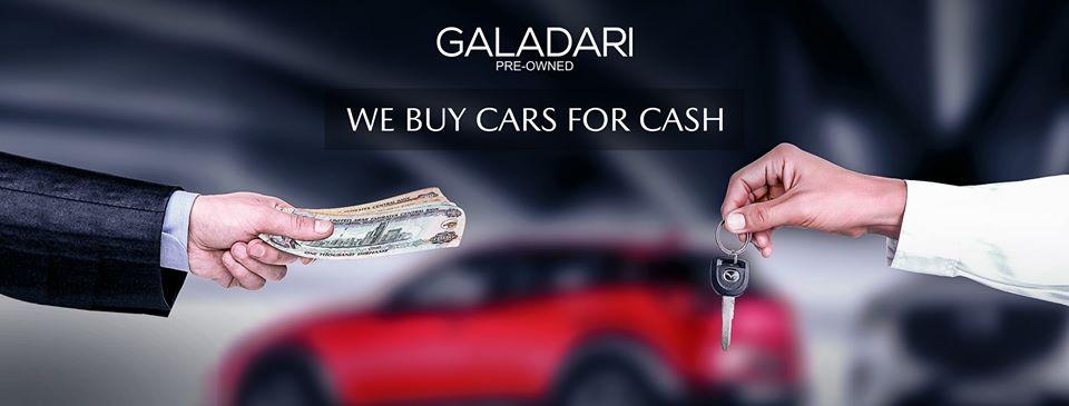 Galadari Preowned Car Deira Showroom