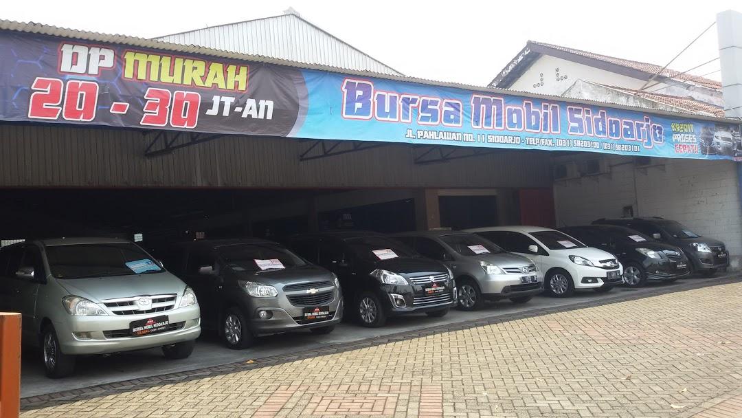Bursa Mobil Sidoarjo  Sidoarjo, Indonesia