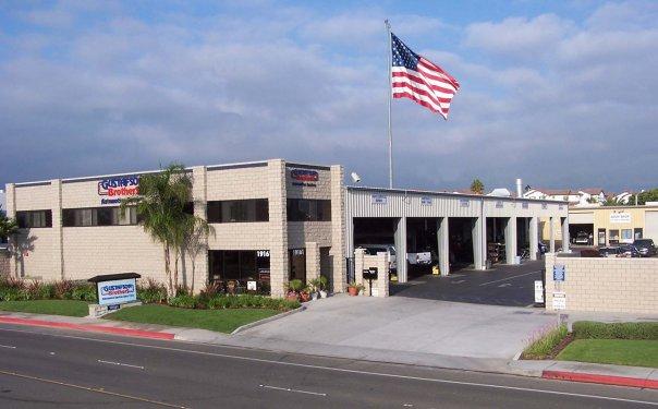 Gustafson Brothers Automotive  Huntington Beach, California