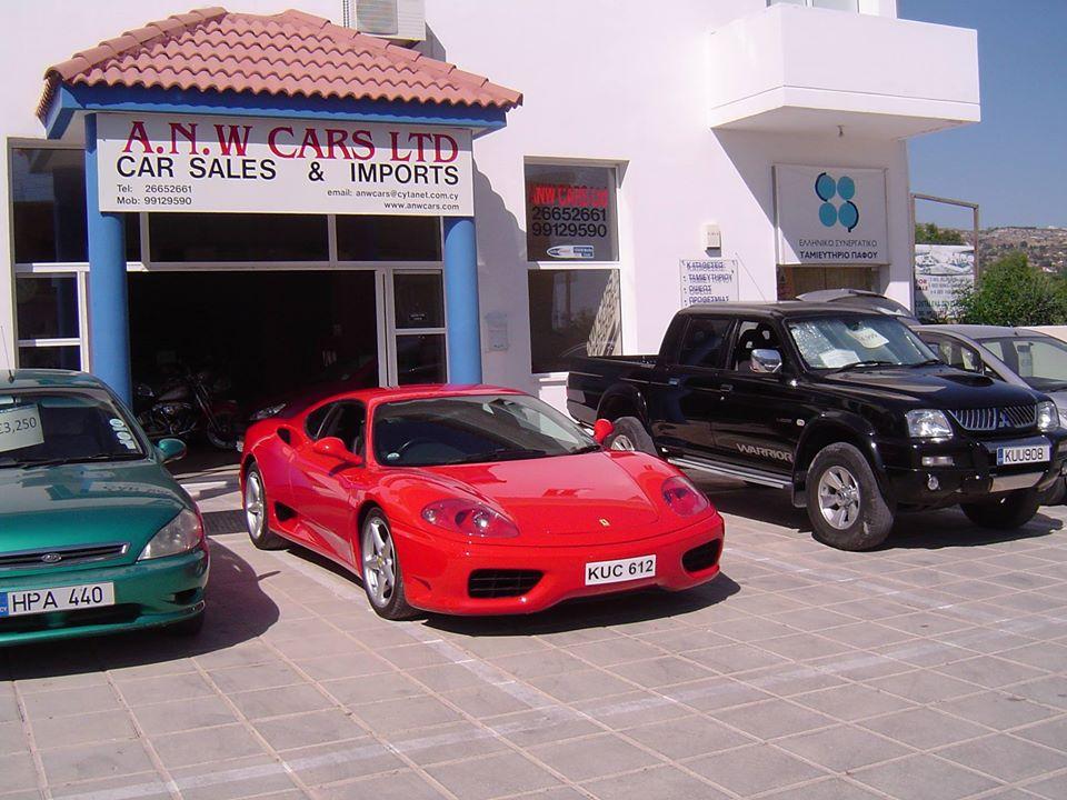 ANW Cars  Tremithousa, Cyprus