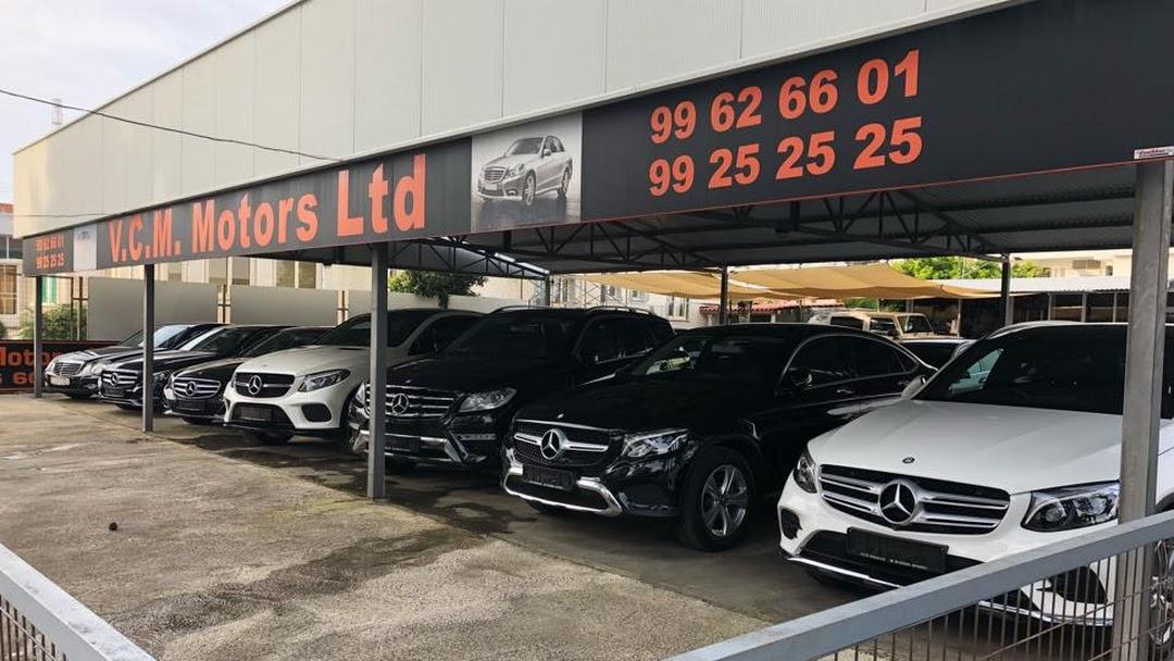 V.C.M Motors Luxury Cars. Paphos, Cyprus