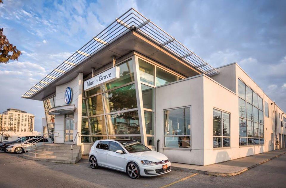 Martin Grove Volkswagen  Vaughan, Canada