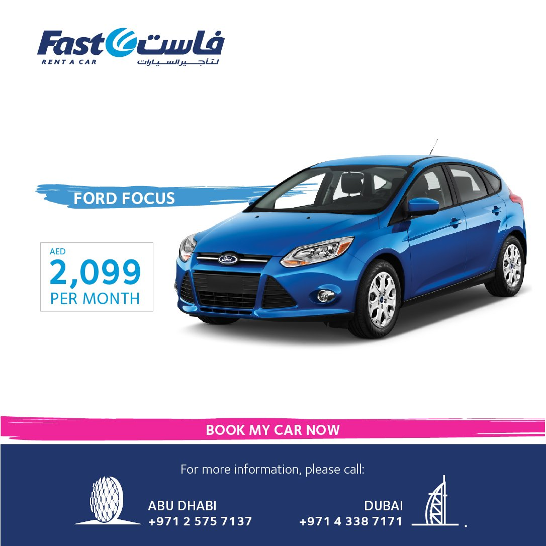 Fast Rent A Car Dubai Airport Office