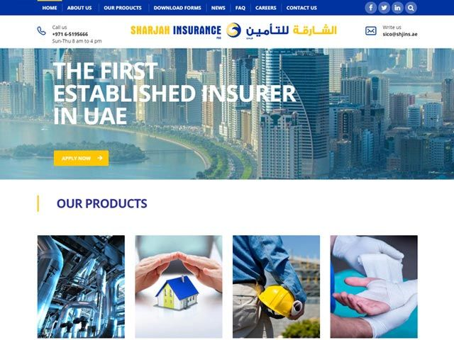 Sharjah Insurance Company Ajman Branch Office
