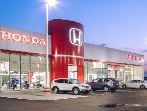 Ideal Honda Mississauga, Canada