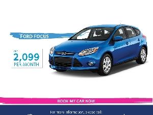 Fast Rent A Car Sharjah